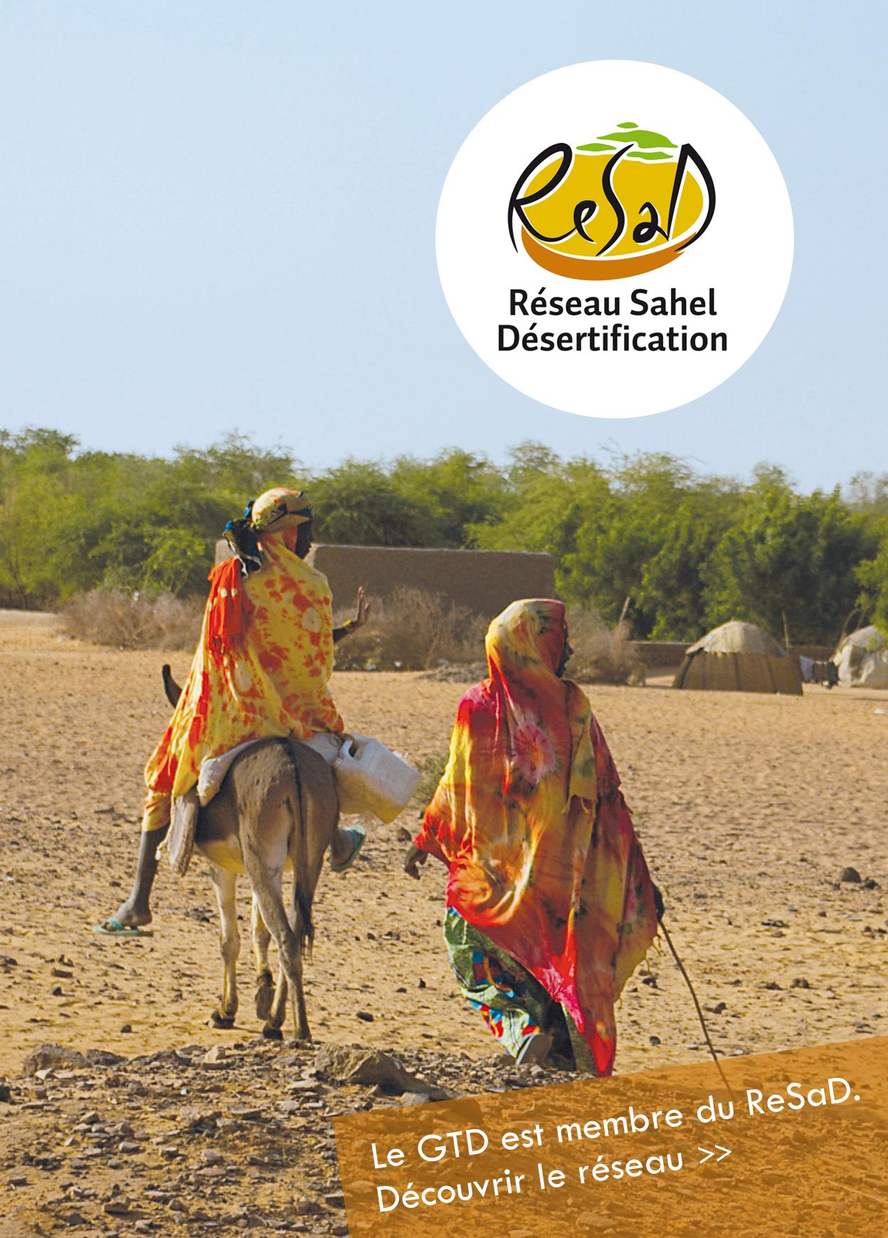 reseau sahel désertification